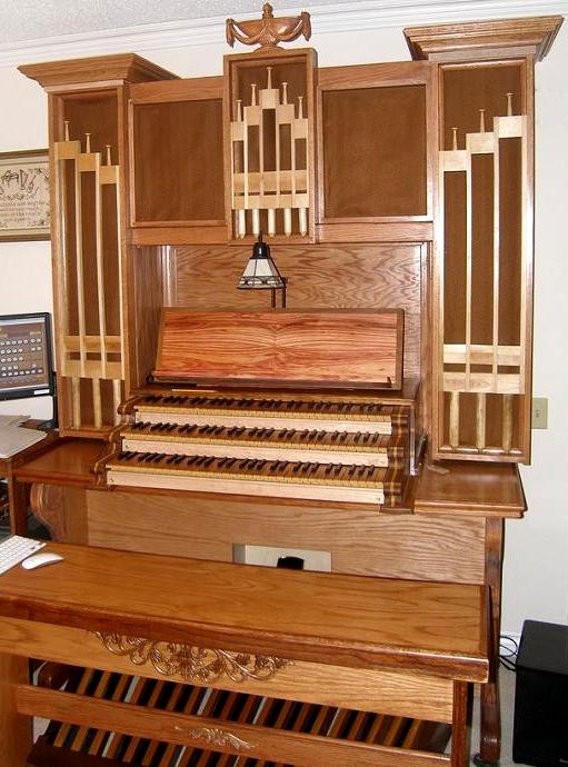 Organ Works - Using Classic MIDI Keyboards