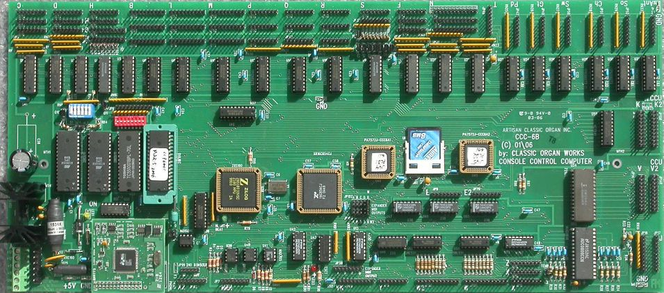 Organ Works - Control Systems