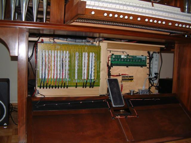 Organ Works - Control Systems