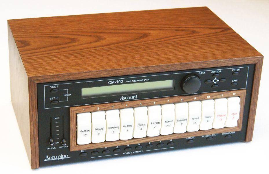 Organ Works - Sound Generation