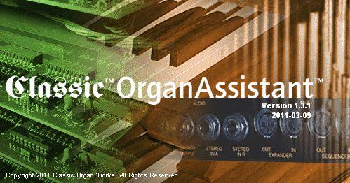 Organ Works - Software