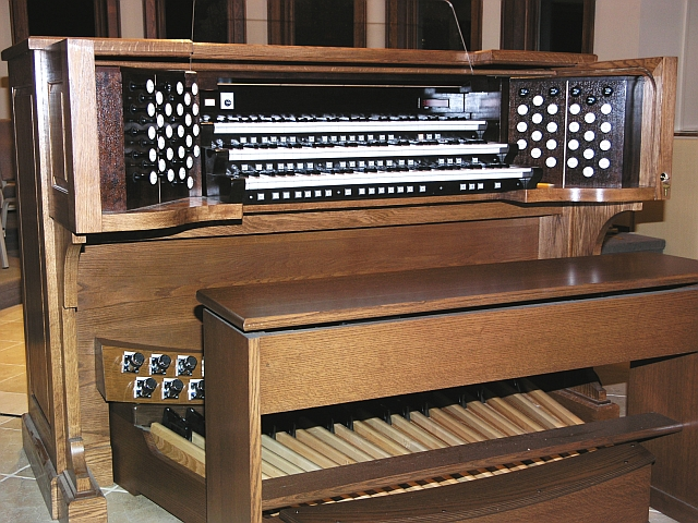 Organ Works - Where are Pipe Organs Going?